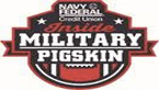 Inside Military Pigskin